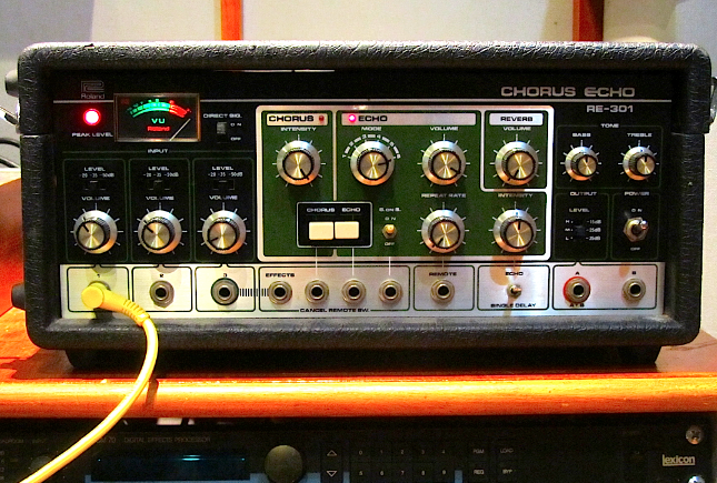 RE-301 front
