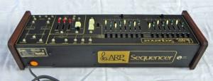 ARP 1601 rear