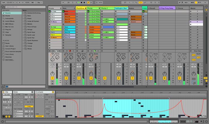 Ableton Live 8 Торрент
