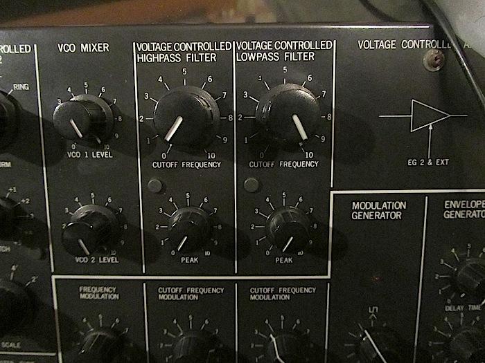 ms20 filter panel