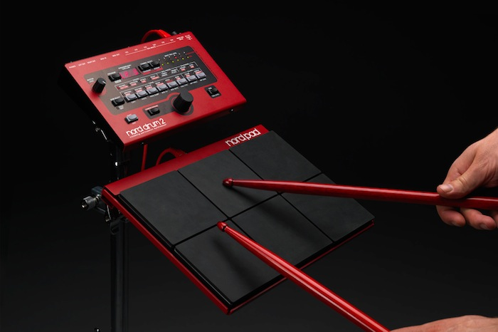 Nord Drum 2 - Nord Pad