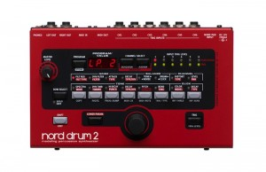 Nord Drum 2 - top