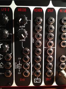 noise & mixer