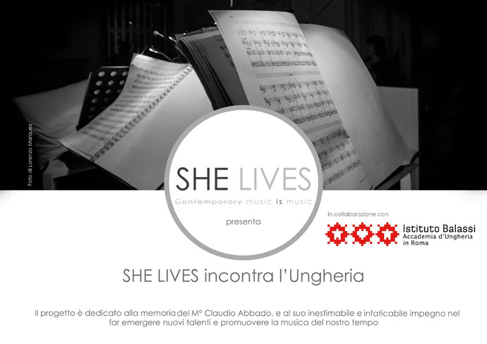 She Lives incontra l'Ungheria