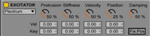 07 Tension Excitator stnd