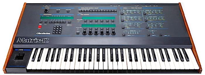 matrix 12 hardware