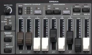 Nord Electro 5-OrganSection