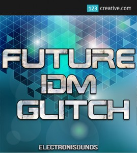123creative.com Future IDM Glitch Sample pack