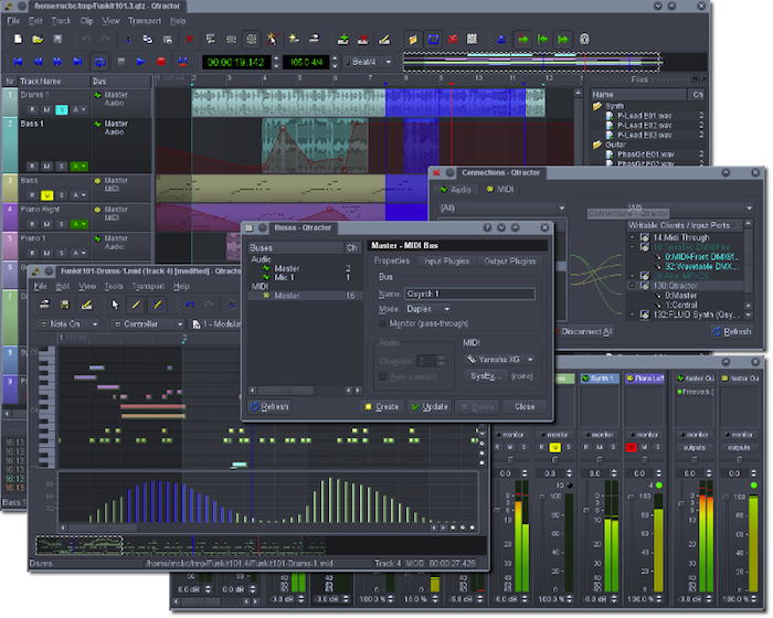 qtractor-screenshot11