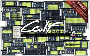 Calf Studio Gear