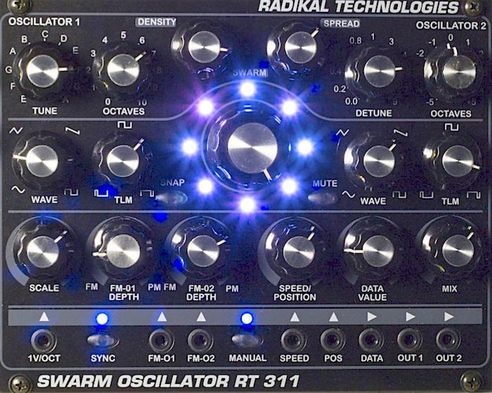 Swarm Oscillator