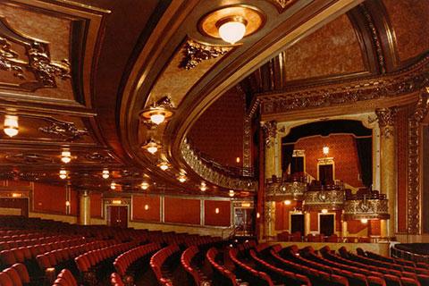 Elgin Winter Theatre, interior, theatre, 1989, photographer: Hill Peppard (City of Toronto Archives, Series 881, File 53_it0006).