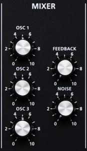 panel mixer