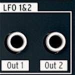MB2:2S LFO1-2 patchbay