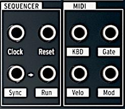 MB2:2S Seq-Midi patchbay