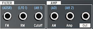 MB2:2S filter-amp patchbay
