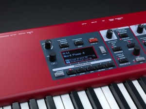 Nord Piano 4 - Program Section Angled