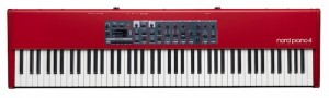 Nord Piano 4 - Top