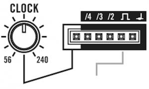 12 VM Seq Clock panel