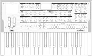 Modwave Front draw
